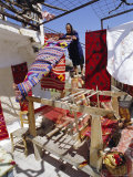 Village Weaver Near Lasithi Plateau, Crete, Greece, Europe Photographic Print by Robert Harding