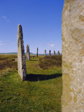 Ring of Brogar, Orkney, Scotland Photographic Print by Richard Ashworth