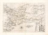 Il Disegno D'Geografia Moderna Della Provincia Di Natolia Premium Giclee Print by G. Gastaldi