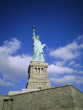 The Statue of Liberty, New York, New York State, USA Photographic Print by Geoff Renner
