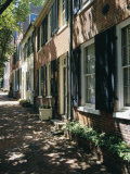 Captain's Row, Alexandria, Virginia, USA Photographic Print by Jonathan Hodson