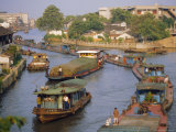 Suzhou, Grand Canal, China Photographic Print by Ken Gillham
