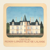 Chateau Richon II Premium Giclee Print by Andras Kaldor