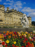 Harewood House, Yorkshire, England, UK, Europe Photographic Print by Peter Scholey