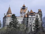 Bran Castle, (Dracula&#39;s Castle), Bran, Romania, Europe Photographic Print by Occidor Ltd