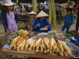 Sandwiches on French Bread, Nha Trang, Vietnam, Indochina, Southeast Asia, Asia Photographic Print by Tim Hall