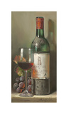Chateau Latour Premium Giclee Print by Raymond Campbell