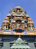 Hindu Temple, Colombo, Sri Lanka, Asia Photographic Print by Robert Harding