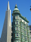 Transamerica Pyramid, San Francisco, California, USA Photographic Print by Ken Gillham