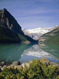 Lake Louise, Banff National Park, Rocky Mountains, Alberta, Canada Photographic Print by Geoff Renner