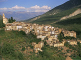 Anversa, Abruzzo, Italy, Europe Photographic Print by Ken Gillham
