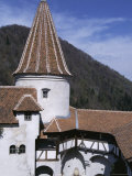 Bran Castle, (Dracula's Castle), Bran, Romania, Europe Photographic Print by Occidor Ltd