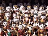 Water Puppets, Hanoi, Vietnam, Indochina, Southeast Asia, Asia Photographic Print by Gavin Hellier