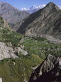 Hunza Valley, Pakistan, Asia Photographic Print by Sybil Sassoon