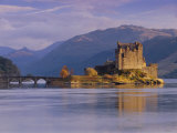 Eilean Donan Castle, Loch Duich, Highland Region, Scotland, UK, Europe Photographic Print by Gavin Hellier