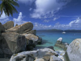 The Baths, Virgin Gorda, British Virgin Islands, Caribbean, Central America Photographic Print by Gavin Hellier