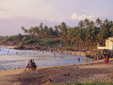 Kovalam Beach, Kerala State, India, Asia Photographic Print by Maurice Joseph
