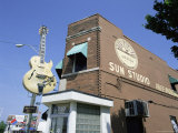 Sun Studios, Memphis, Tennessee, United States of America, North America Photographic Print by Gavin Hellier