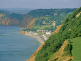 Sidmouth, Devon, England, UK Photographic Print by Michael Black