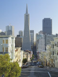 Transamerica Pyramid, San Francisco, California, USA Photographie par Gavin Hellier