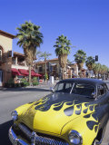 1950s Car on Main Street, Palm Springs, California, USA Photographic Print by Gavin Hellier