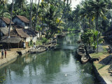 The Backwaters, Kerala State, India, Asia Photographic Print by Sybil Sassoon