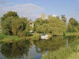 River Avon, Bidford-On-Avon, Warwickshire, England, UK, Europe Photographic Print by Philip Craven