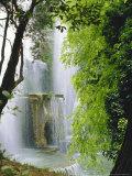 Organ Complex Fountain, Villa d'Este Gardens, Tivoli, Lazio, Italy, Europe Photographic Print by Nedra Westwater