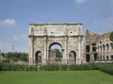 Arch of Constantine, Rome, Lazio, Italy, Europe Photographic Print by Philip Craven