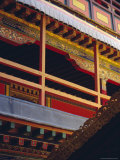 Detail, Potala Palace, Unesco World Heritage Site, Lhasa, Tibet, China, Asia Photographic Print by Sybil Sassoon