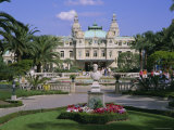 The Casino, Monte Carlo, Monaco, Cote d'Azur, Europe Photographic Print by Gavin Hellier