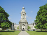 Trinity College, Dublin, County Dublin, Republic of Ireland (Eire), Europe Photographic Print by Philip Craven