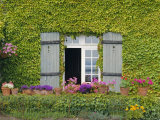 Close-up of House at St. Servan-Sur-Mer, Near St. Malo, Brittany, France, Europe Photographic Print by Philip Craven