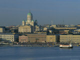 City Skyline, Helsinki, Finland, Scandinavia, Europe Photographic Print by Gavin Hellier
