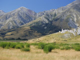 Arthurs Pass, Canterbury, South Island, New Zealand Photographic Print by Maurice Joseph