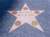 Walk of Fame, Hollywood Boulevard, Los Angeles, California, USA Photographic Print by Gavin Hellier