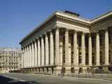 The Bourse (Stock Exchange), Paris, France, Europe Photographic Print by Philip Craven