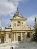 The Sorbonne, Paris, France, Europe Photographic Print by Philip Craven