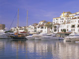 Puerto Banus, Near Marbella, Costa Del Sol, Andalucia (Andalusia), Spain, Europe Photographic Print by Gavin Hellier