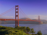 Golden Gate Bridge, San Francisco, California, USA Photographie par Gavin Hellier
