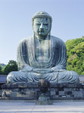 Daibusu (The Great Buddha), Kamakura, Tokyo, Japan Photographic Print by Gavin Hellier