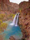 Havasu Falls, Arizona, USA Photographic Print by Gavin Hellier