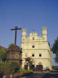 The Church of St. Francis of Assisi, Old Goa, Goa, India Photographic Print by Jenny Pate