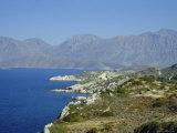 Gulf of Mirabello, Crete, Greece, Europe Photographic Print by James Green