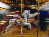 Merry-Go-Round, Paris, France Photographic Print by Gavin Hellier