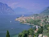 Malcesine, Lago Di Garda (Lake Garda), Italian Lakes, Trentino-Alto Adige, Italy, Europe Photographic Print by Gavin Hellier