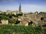 St. Emilion, Gironde, Aquitaine, France, Europe Photographic Print by David Hughes