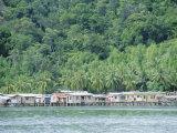 Kota Kinabalu, Sabah, on the Island of Borneo, Malaysia Photographic Print by Gavin Hellier