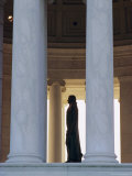 Interior, Jefferson Memorial, Washington D.C., United Staes of America (U.S.A.), North America Photographic Print by James Green