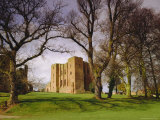Kenilworth Castle, Warwickshire, England Photographic Print by David Hughes